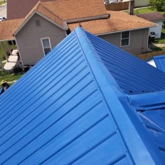 Roof change