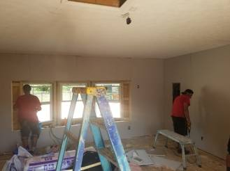 Drywall and Finished